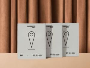 连锁酒店City Express Plus品牌视觉设计