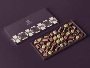 BAHCE咖啡馆品牌形象和包装设计