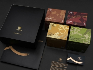 TEAONE台湾茶包装设计
