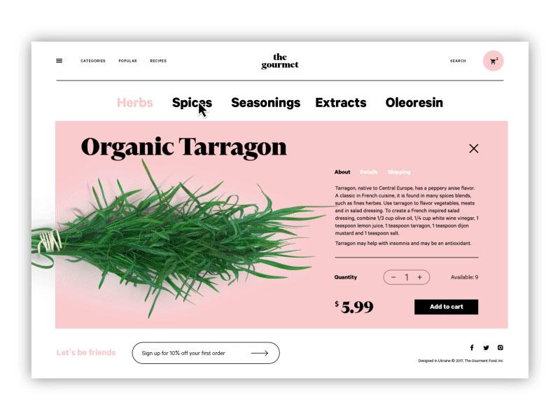 网页设计中最常用的5种配图方式