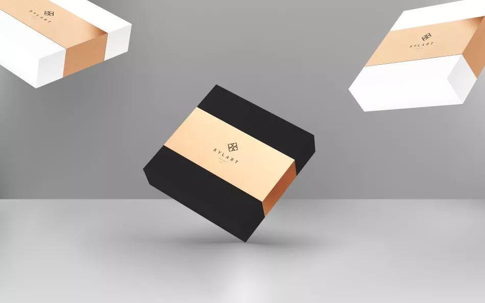 木制品企业XYLART品牌形象设计
