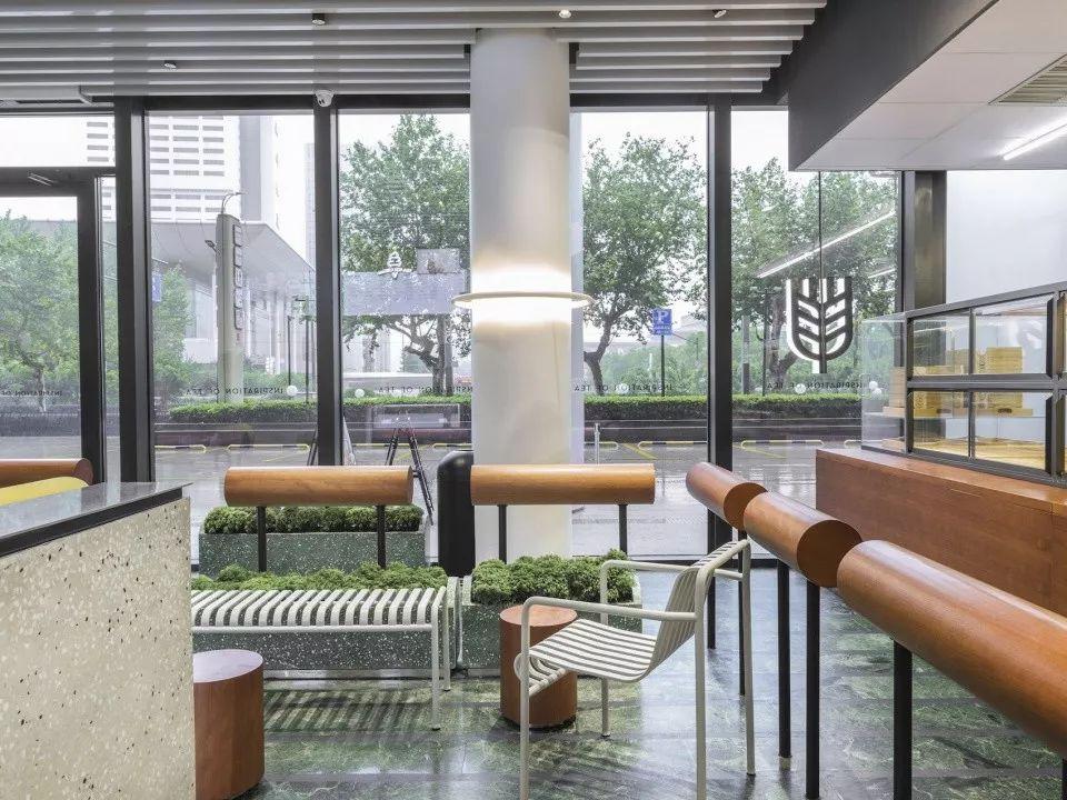15个喜茶店面空间设计