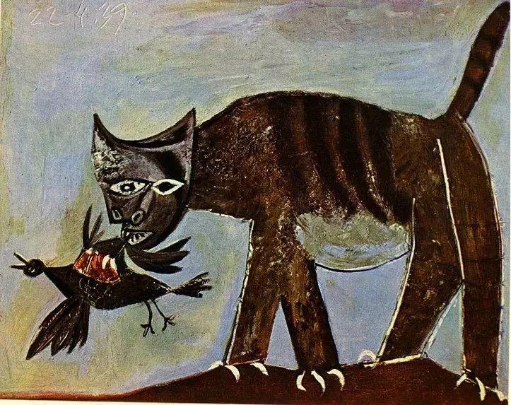 值得收藏 毕加索经典作品全集