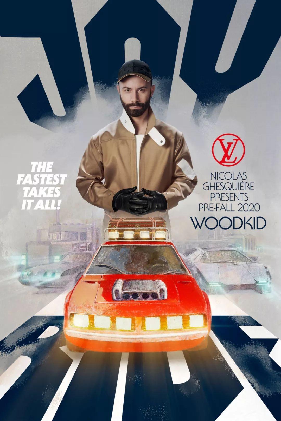 魔幻2020?Louis Vuitton 2020平面设计简直太赞了