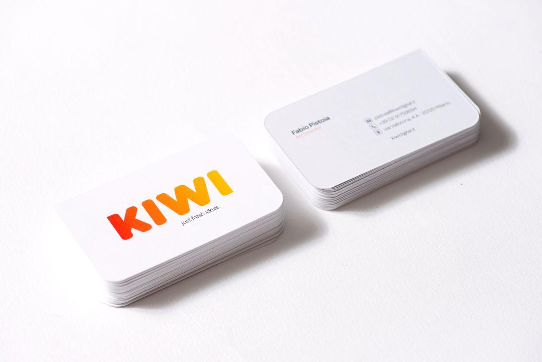 创意机构KIWI品牌VI设计