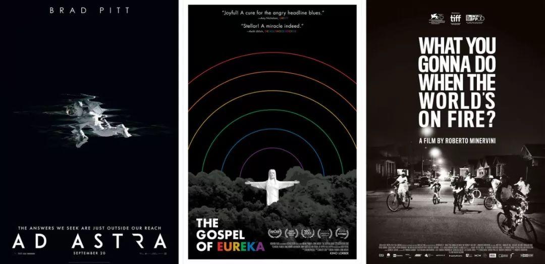 MUBI评选的2019年10佳电影海报设计
