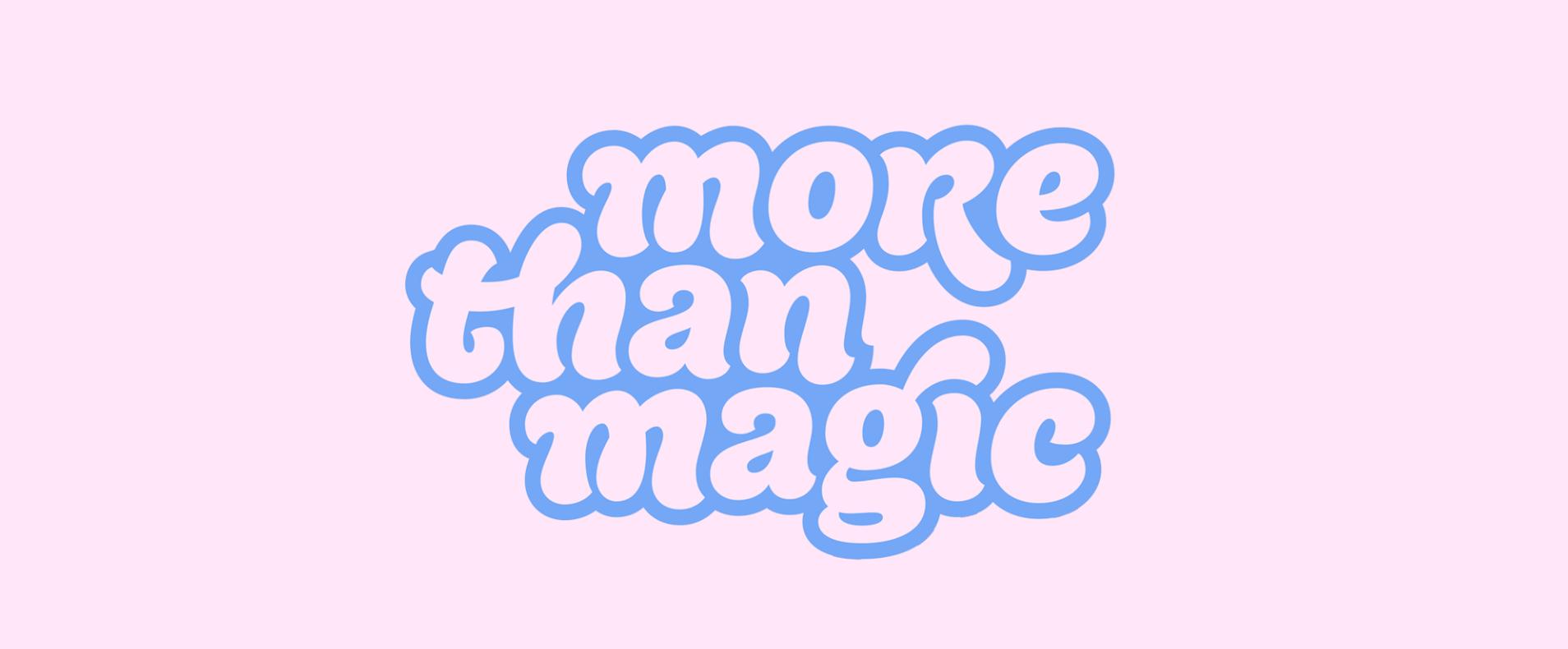 More than Magic品牌形象设计