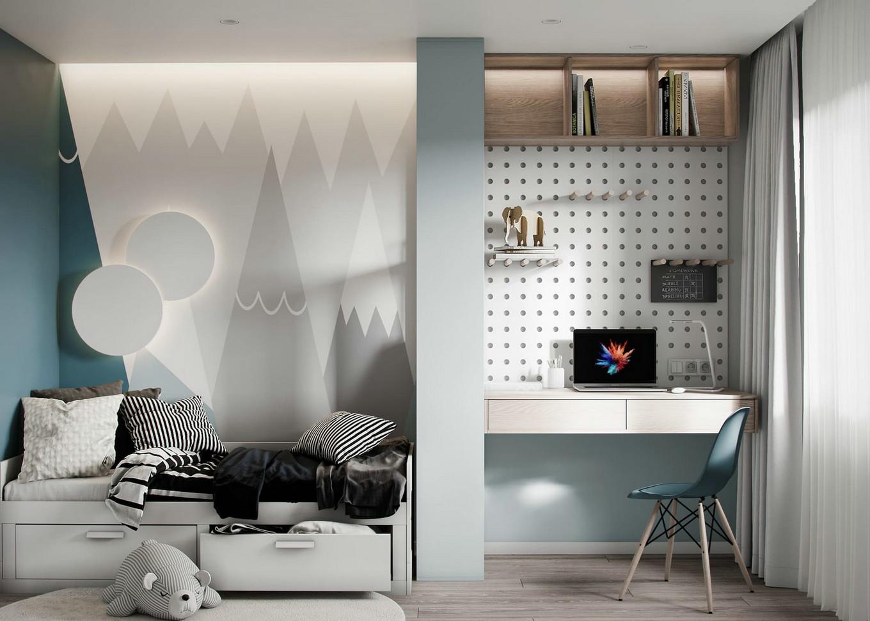 生活资讯_文艺感的生活气息 清新优雅的北欧风家居设计 - 设计之家