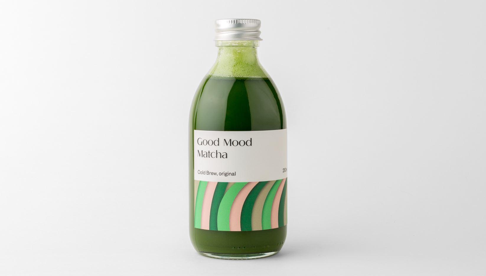 Good Mood Match抹茶品牌形象和包装设计