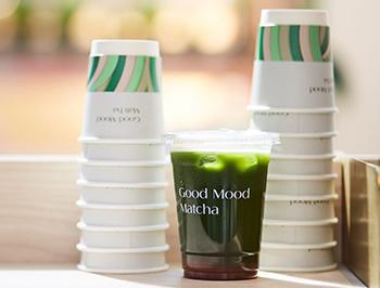 Good Mood Match抹茶品牌形象和包裝設計