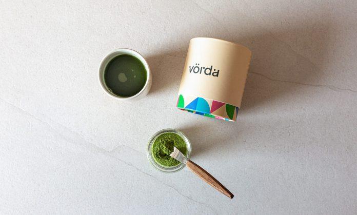 Vörda天然健康产品视觉形象设计