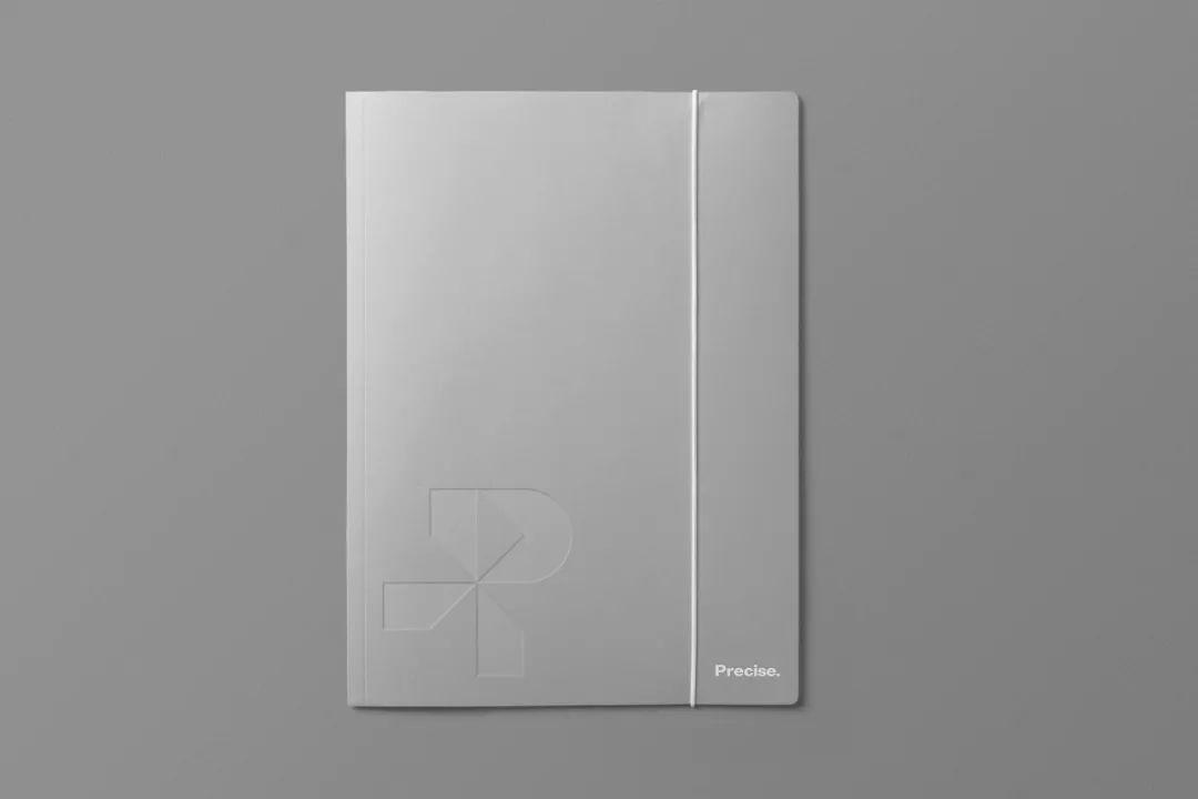 医疗科技公司Precise品牌视觉设计