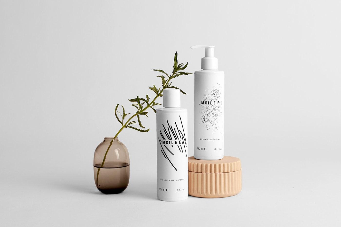护肤品牌Moilee包装设计