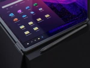 Flexbook?折叠笔记本电脑