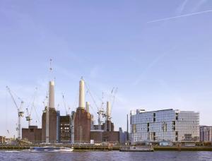 在伦敦城新晋热门地,设计大神告诉你什么是摩登生活