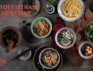越南餐厅TOITOI VIETNAM品牌视觉设计