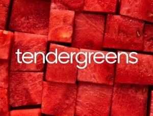 餐饮连锁店Tender greens品牌视觉设计
