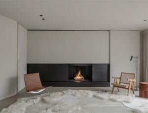 比利时DD极简主义风格住宅设计