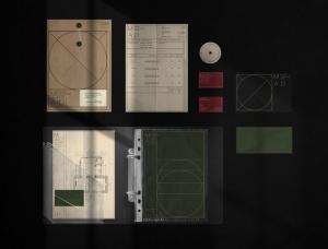 建筑设计公司MAD品牌视觉设计