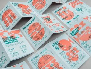 Fugu Fish Bar餐厅品牌视觉设计