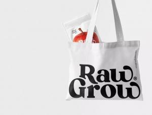干果品牌Raw Grow包装设计