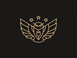 45款线条艺术极简风格logo设计