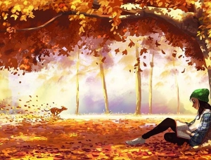 快乐女孩的单身生活:Yaoyao Ma Van As插画作品欣赏
