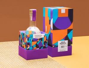 Agua Bendita酒品牌与包装设计