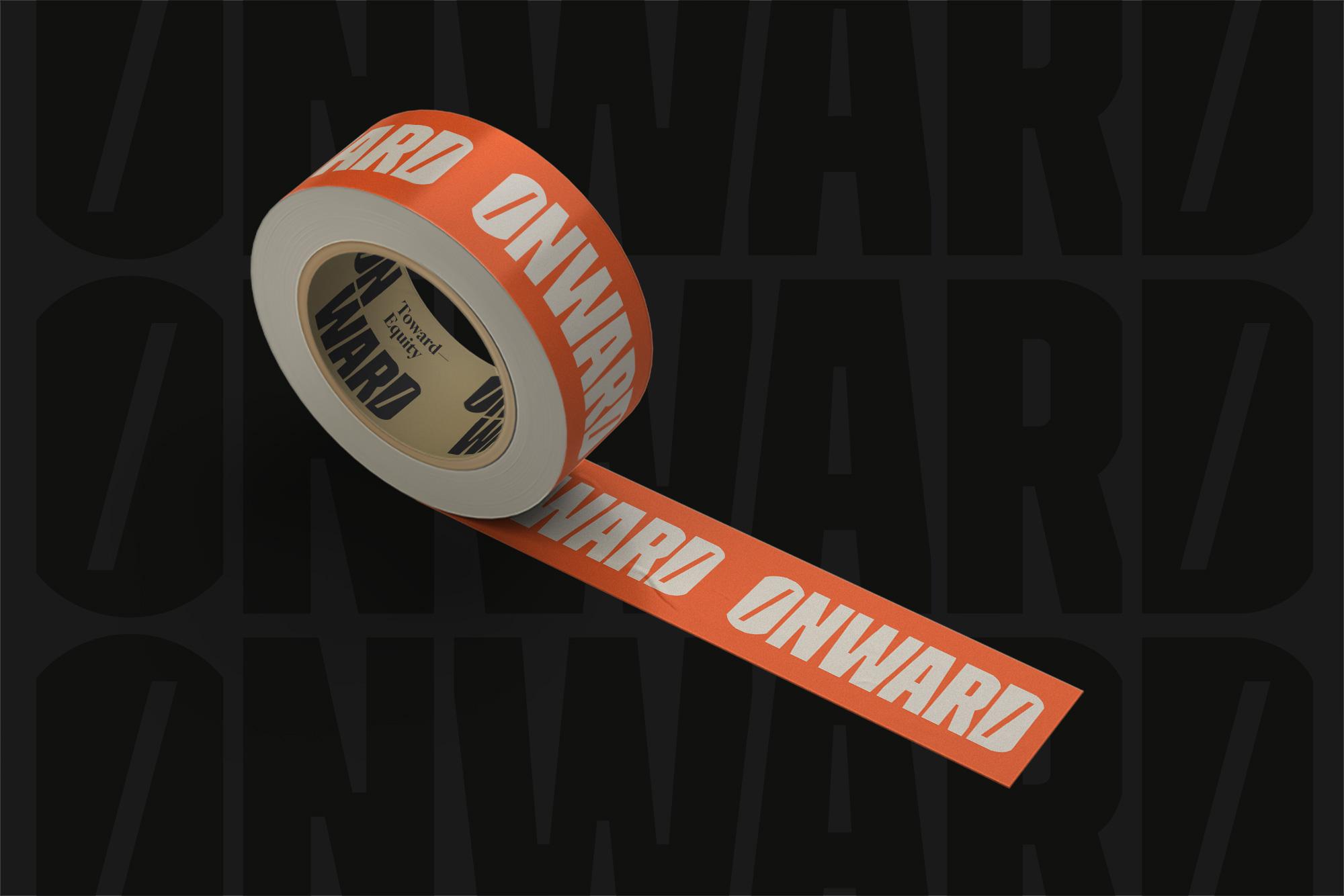 咨询公司Onward品牌形象设计