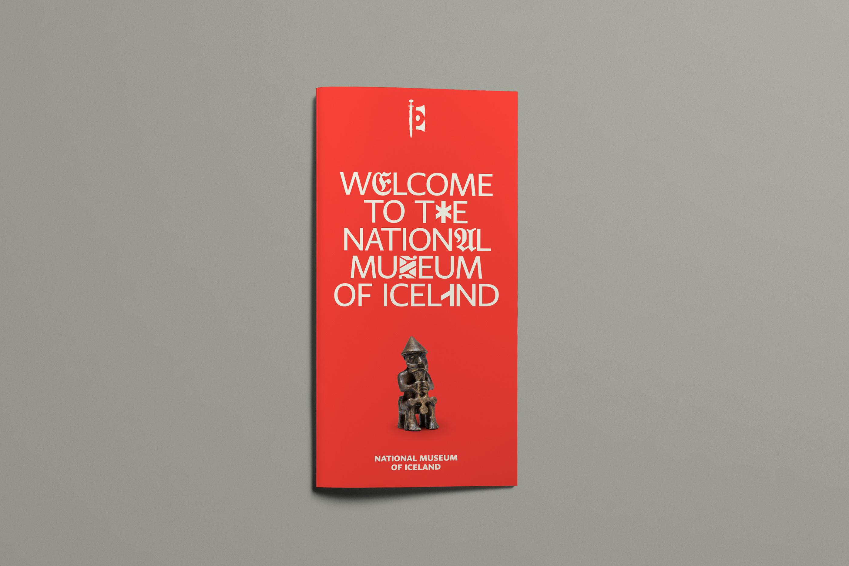 冰岛国家博物馆品牌视觉设计