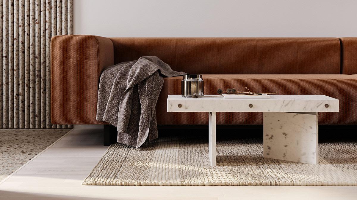 小空间 大创意! 3个现代风格小公寓设计