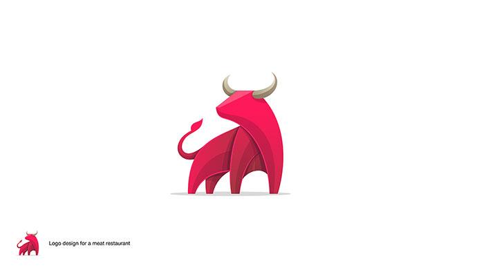 30款动物主题logo设计