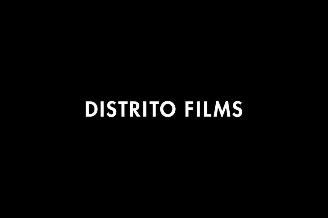 墨西哥电影制作公司Distrito Films品牌VI设计