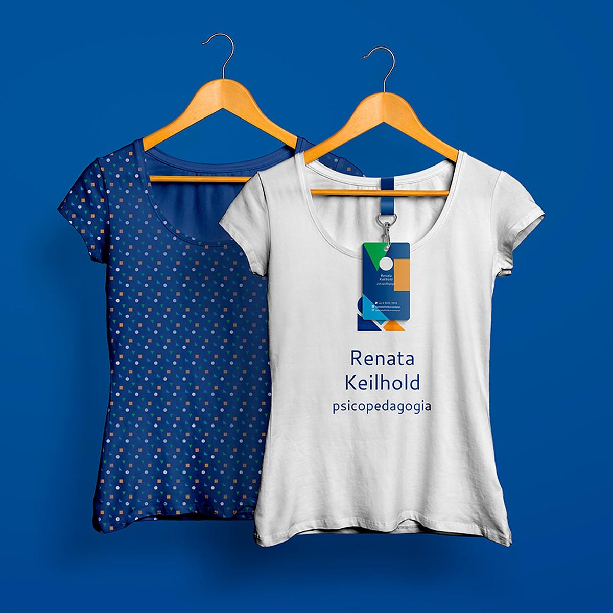 Renata Keilhold青少年心理咨询品牌VI设计