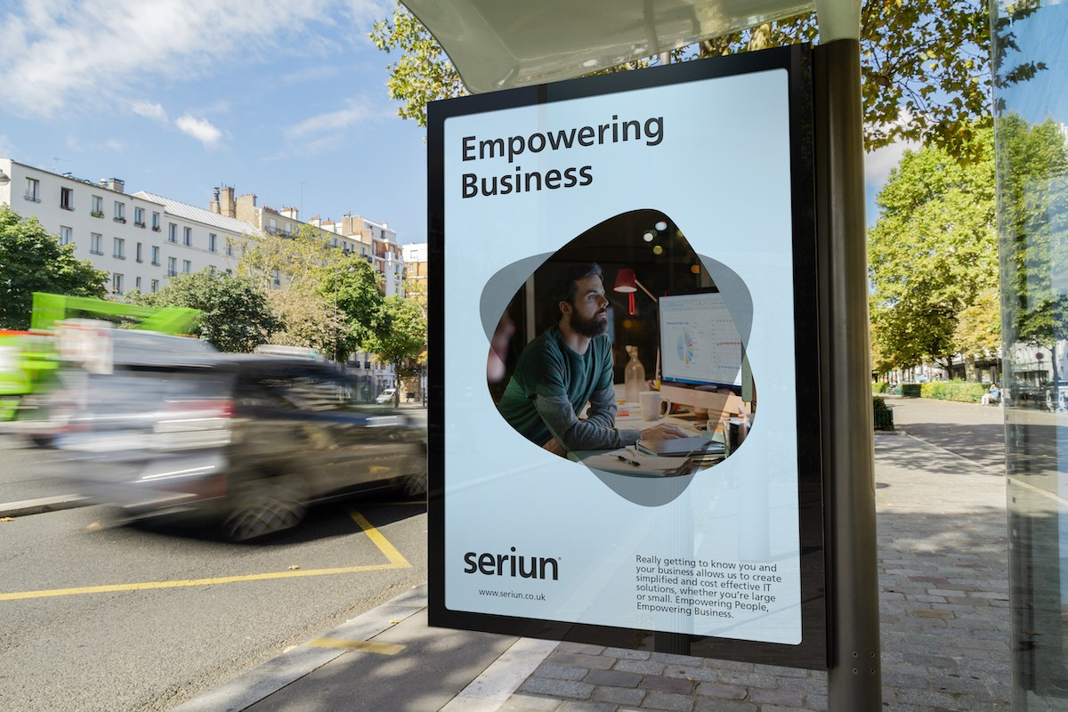 IT服务商Seriun品牌视觉设计