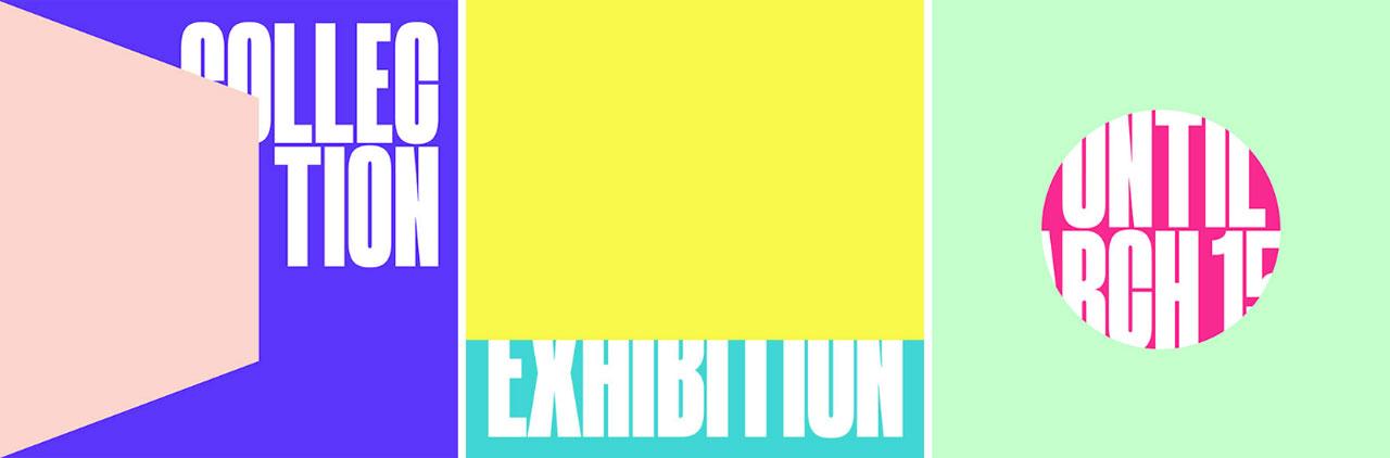简单的图形,大胆的创意 博物馆展览活动平面设计