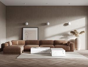 温馨的氛围 散发极简主义美学的现代住宅设计