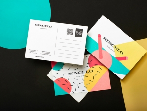Sincelo品牌和图形设计