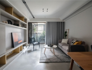 轻松温暖的居住空间 台北单身女士公寓w88手机官网平台首页