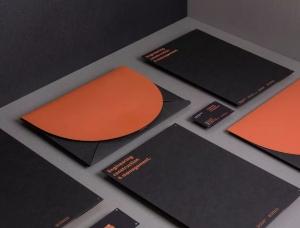 工程建设公司DK品牌VI设计