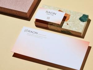 Raon妇科诊所品牌视觉设计