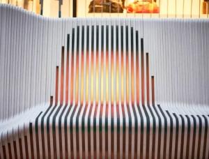 是座椅更是一件艺术品!创意户外座椅设计