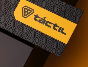 标牌制造商Tactil品牌形象设计