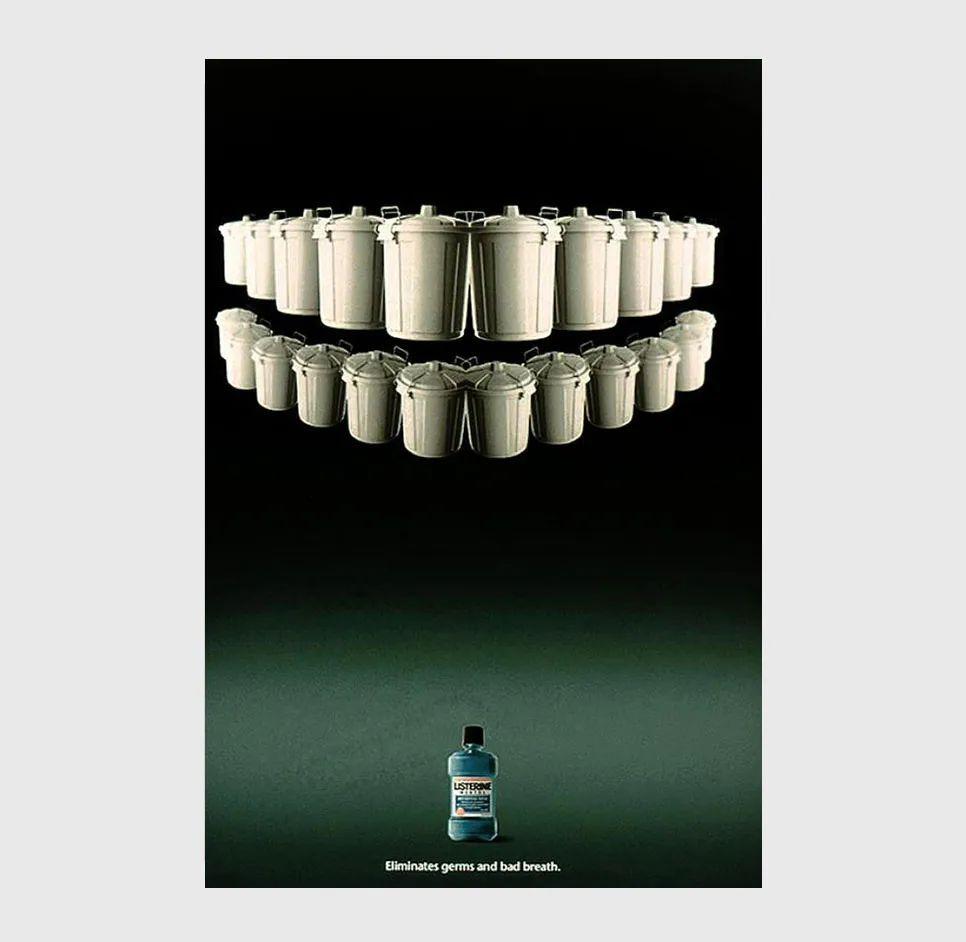 平衡稳定!对称式构图海报设计欣赏