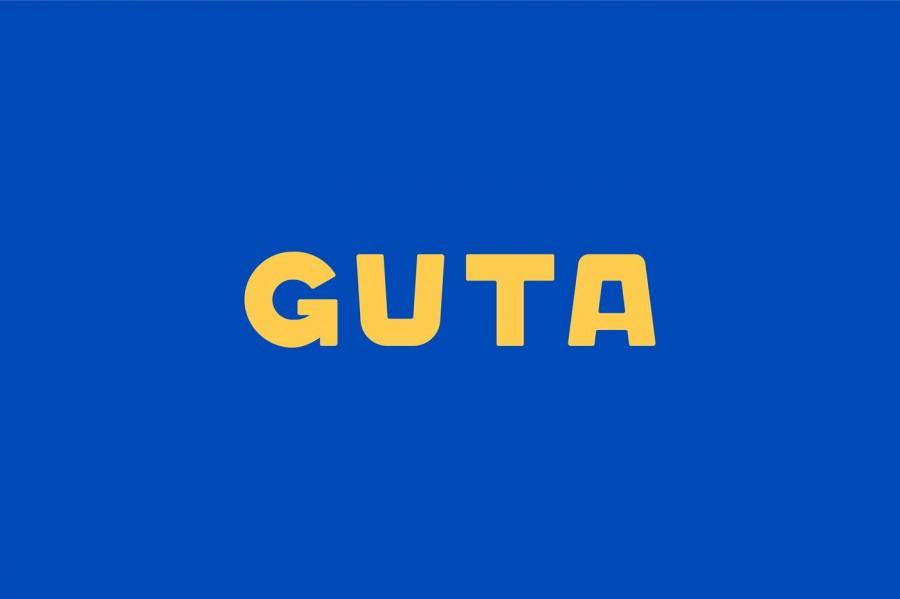 灵感来自街头咖啡文化!Guta Café咖啡店品牌设计