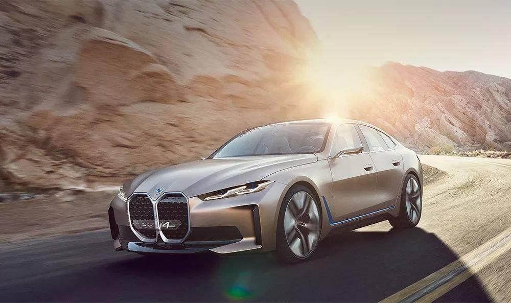 扁平化,年轻化!宝马汽车BMW新品牌LOGO