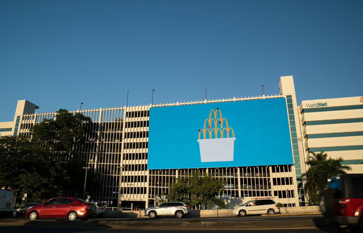 金拱门的变身秀!麦当劳平面广告欣赏