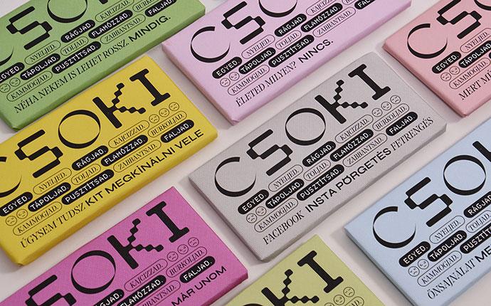 40款国外超赞字体和版式设计