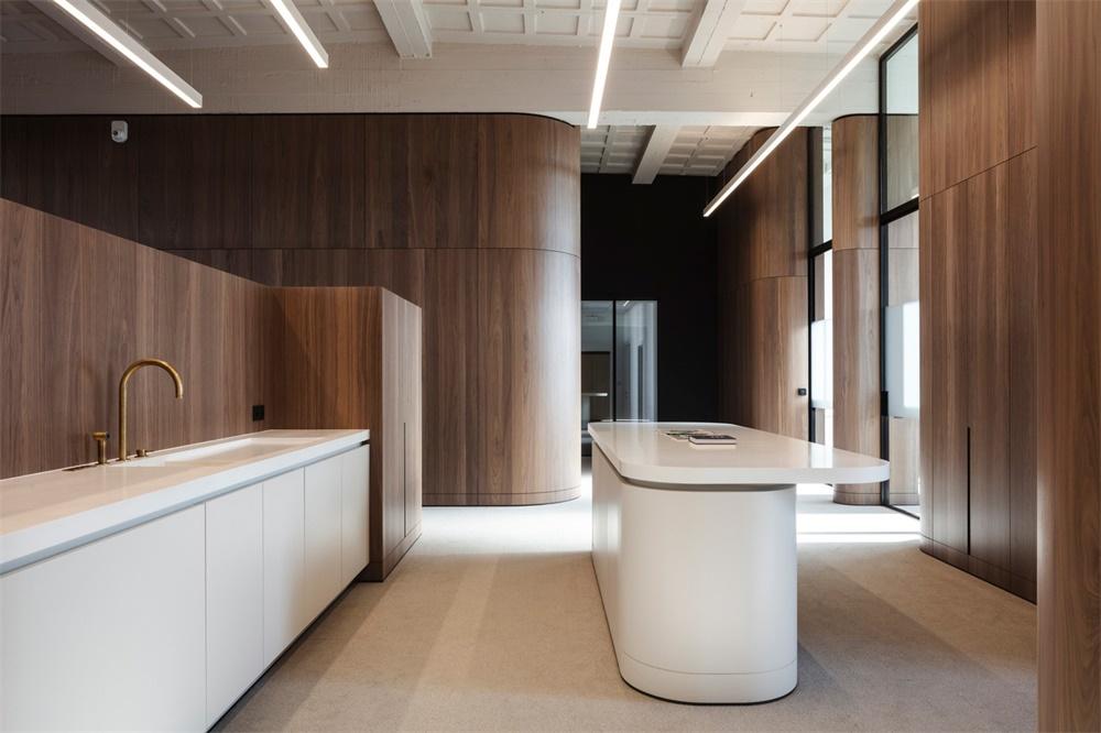 比利时Vandewiele集团总部办公空间