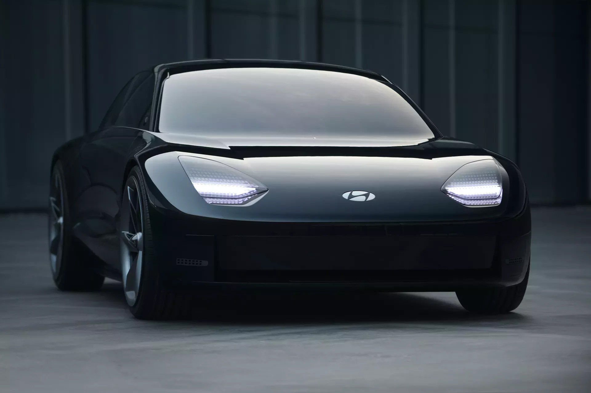 终极的汽车形式!现代运动概念车Prophecy